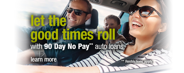 No Payments 90 Day Auto Loan