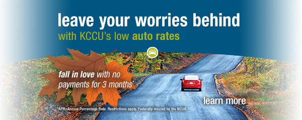 Fall Auto Loan Promotion