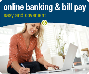 Online banking and bill pay