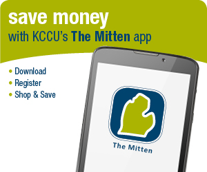 The Mitten Coupon App