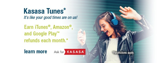 Kasasa Tunes Checking Account