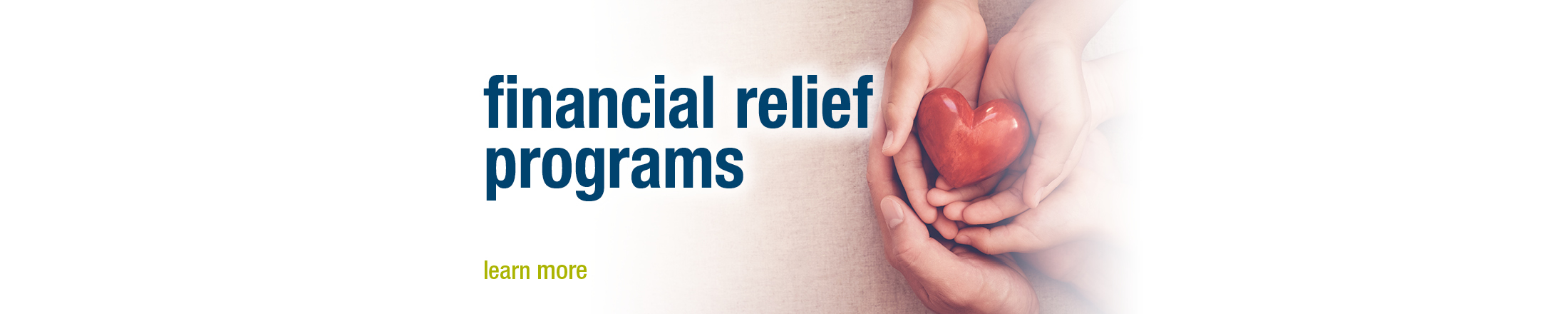 Financial Relief Assistance