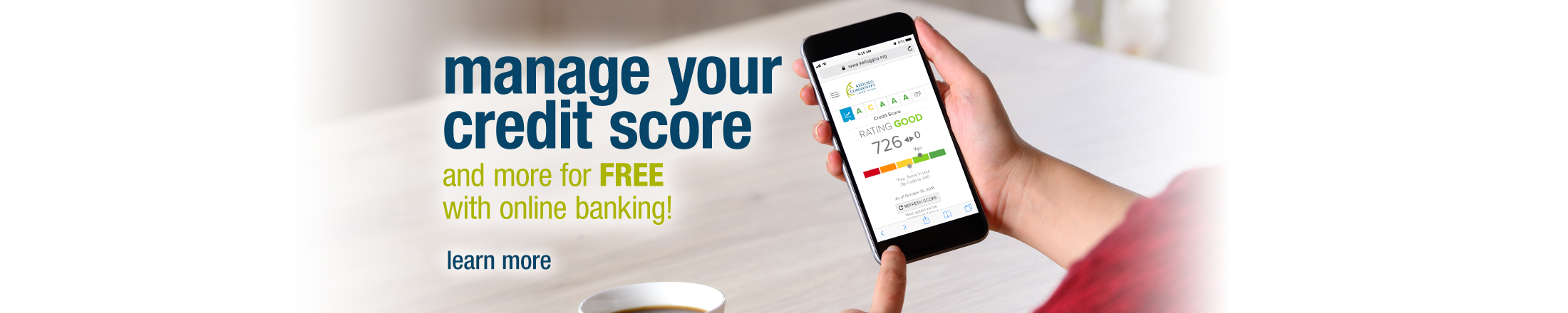 SavvyMoney Credit Score - Free Credit Reporting and Monitoring
